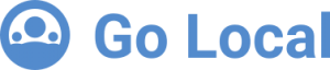 Go Local Logo Horizontal Layout