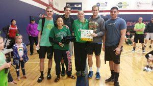 Winners for the Shamrock League: Big Hero 6